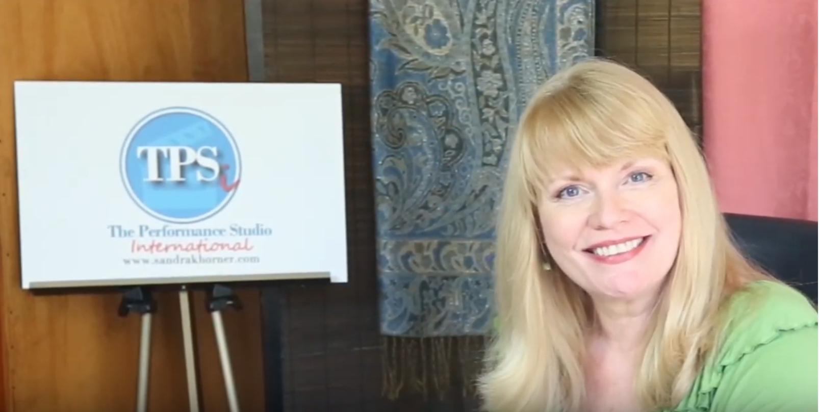 Actors' Questions Answered: from the history of method acting to moving to Los Angeles, Acting Coach Sandra K. Horner of TPSi spills advice and tips in this recorded lecture.